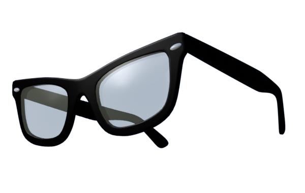 Ray Ban 3D